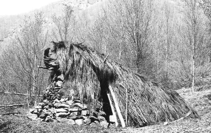 Cabana de carboners