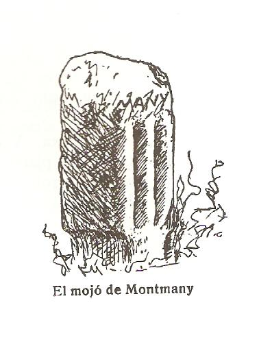 El mojó de Roca Centella