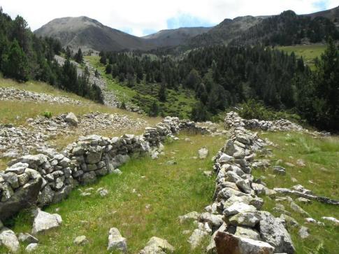 Orri a la Vall de Claror