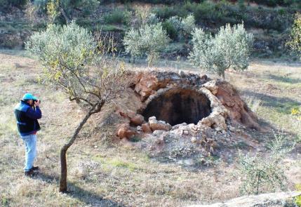 Forn de la vall de Miquel del Cim