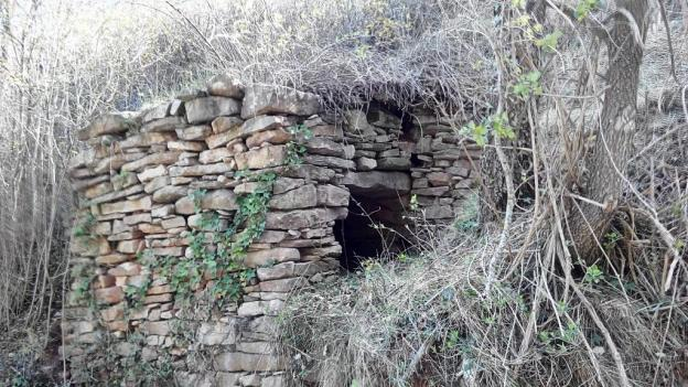 Barraca de Colldarnau II